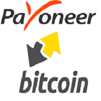 Bitcoin to Payoneer Currency Exchange Trade BTC $100
