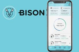 Bison app Fully verified account