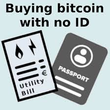 (FREE) Buy Bitcoins without verify your personal ID