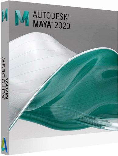Autodesk Maya 3D 2020 Windows & Mac | 1 year lic...
