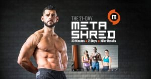 The Men's Health 21 Day Metashred Workout