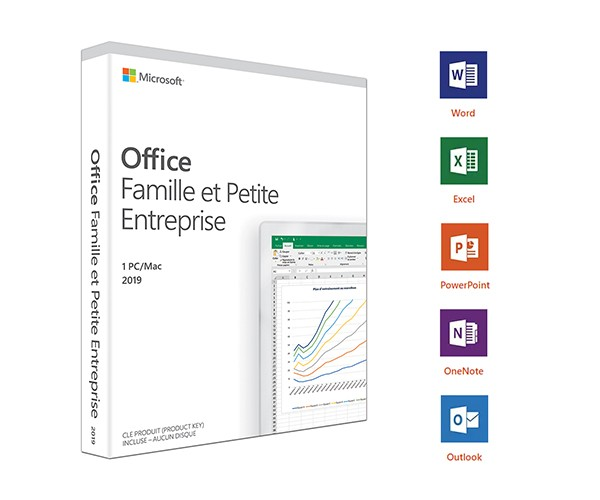 Microsoft Office Hom and Business 2019 For Mac Lifetime