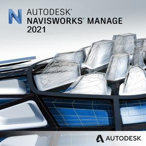 Autodesk Navisworks Manage 2021 - 3 Years