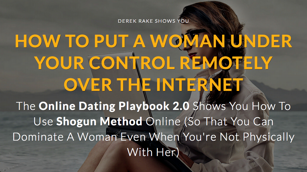 Online Dating Playbook 2.0 | Derek Rake [$49]