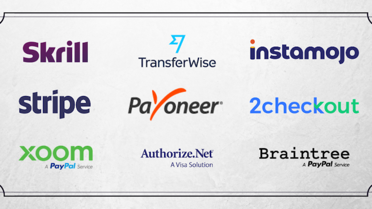 Business Stripe, Payoneer, Transferwise Account
