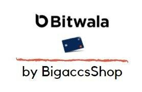 Bitwala verified account