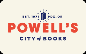 Powells.com 100$ E-Gift Cards  (Email Delivery)