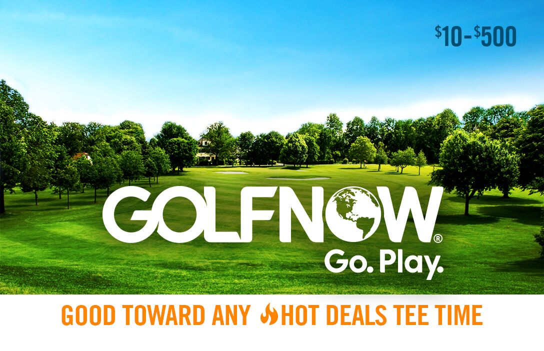 GolfNow $100 Giftcard