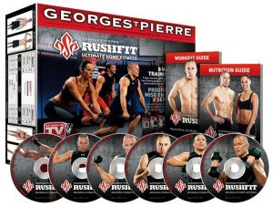 Georges St-Pierre – GSP Rushfit: 8 Wk Training Pro...