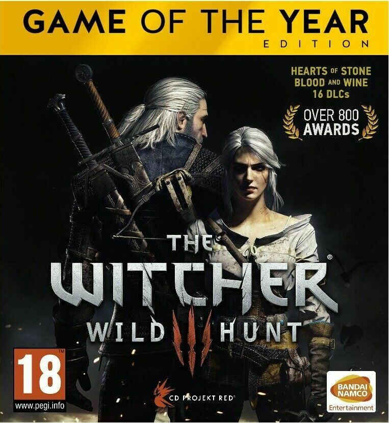 The Witcher 3 Wild Hunt Game of the Year Edition GOG