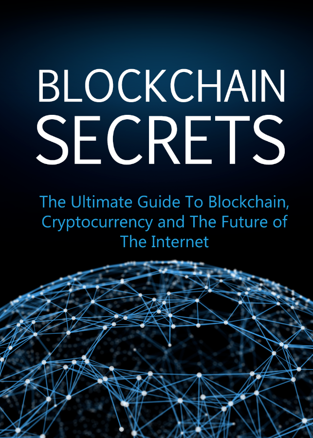 Blockchain Secrets Ebook with Full Master Resell Rights
