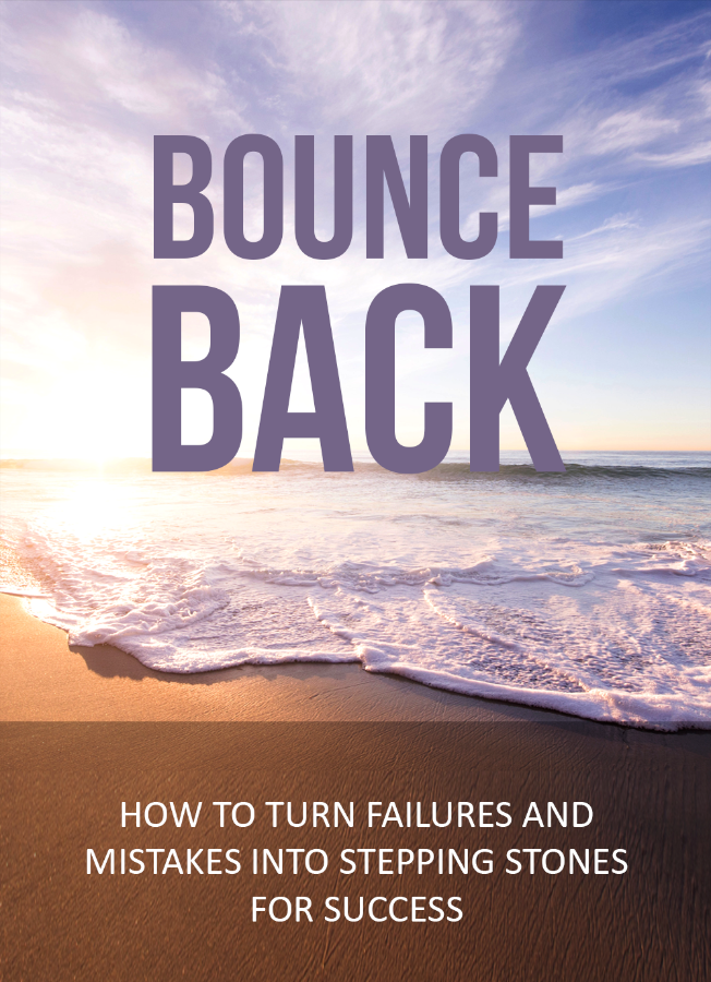 Bounce Back Ebook with Full Master Resell Rights