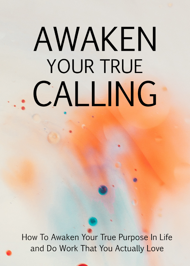 Awaken Your True Calling Ebook | PDF Download