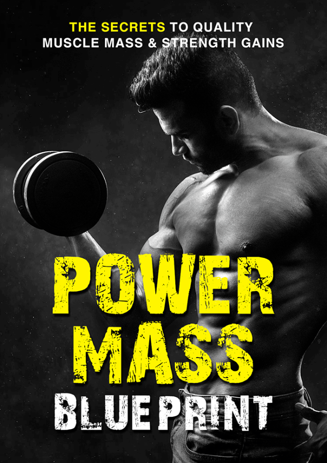 Power Mass Blueprint Ebook | PDF Download