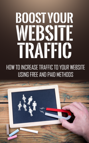 Boost Your Website Traffic Ebook| PDF Download