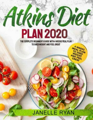 Atkins Diet Plan 2020 The Complete Beginner_s Guide