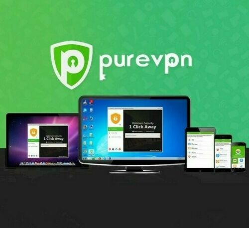 1 YEAR PURE VPN SUBSCRIPTION / lifetime router