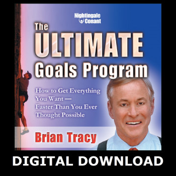Ultimate Goals Program | Brian Tracy ($75.95)