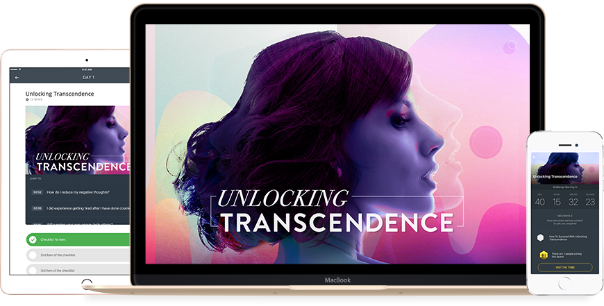 Unlocking Transcendence – Mindvalley [$449]