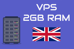 VPS windows/linux | 2 GB ram | UK | 1 month