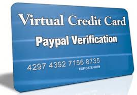 VCC FOR PAYPAL AND EBAY VERIFICATION