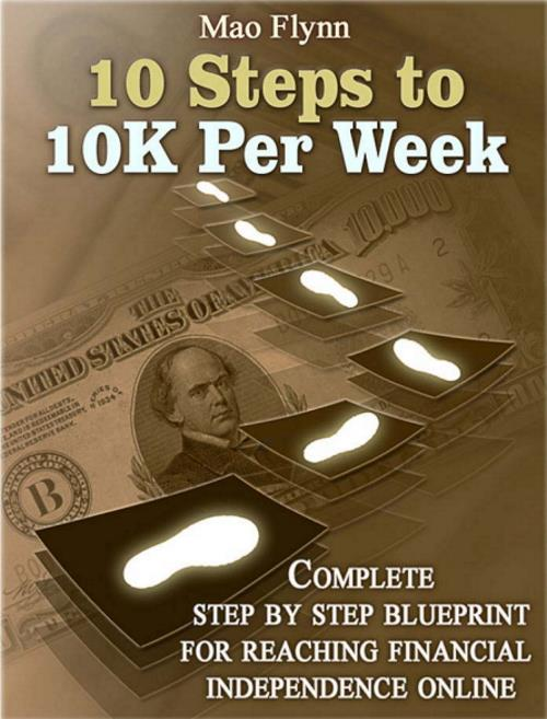10 Steps To 10K Per Week