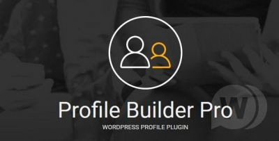 Profile Builder Pro - WordPress Profile Designer