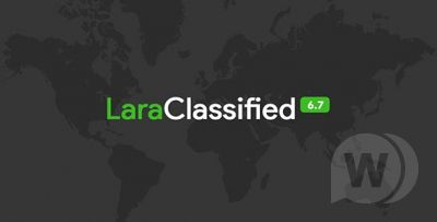 LaraClassified - Classified Ads Web Application CMS