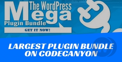 Mega WordPress \'All-My-Items\' Bundle by CodeRevolu...