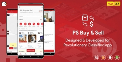 PS Buy and Sell Android Bulletin Board Application