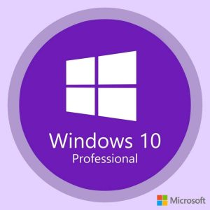 Windows 10 Pro Key - Windows 10 Professional 32-64 Bit