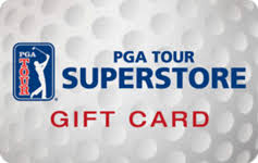 PGA TOUR SuperStore Gift Card $100 ONLINE