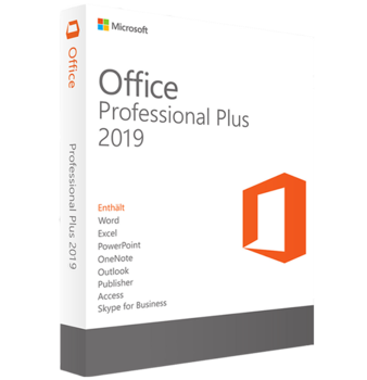 Office 2019 Professional Plus (2 PC) key