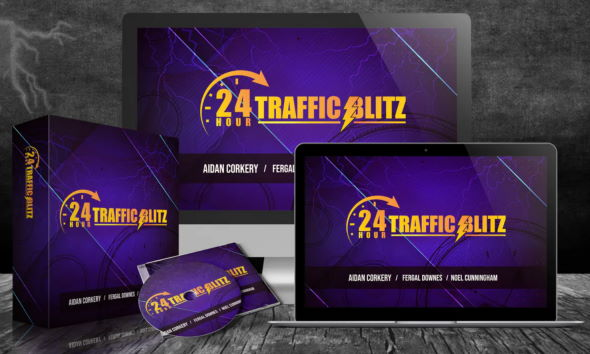 24 Hour Traffic Blitz