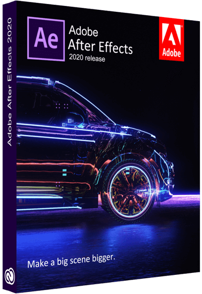Adobe After Effects 2020 for Windows
