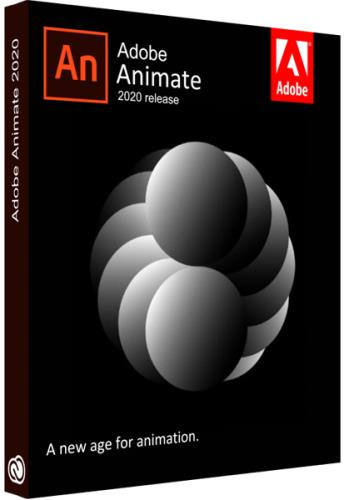 Adobe Animate 2020 for Windows