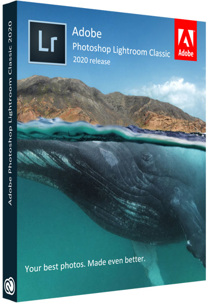 Adobe Lightroom Classic 2020 for Windows