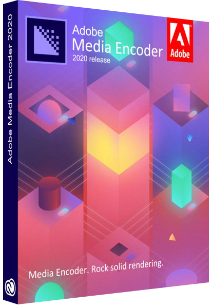 Adobe Media Encoder 2020 for Windows