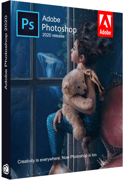 Adobe Photoshop CC 2020 for Windows Lifetime Preactivat
