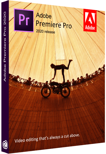 Adobe Premiere Pro 2020 for Windows