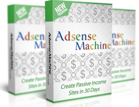 $2,500/mnth in Pasive Incom From Adsn on Just 1 Website