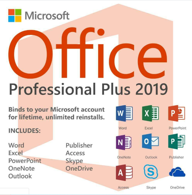 microsoft office 2019+2016+13+10 activator lifetime