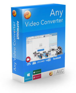 Any Video Converter Ultimate 5.8.2 With Serial Key