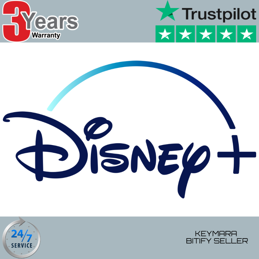 ⭐ Disney plus ⭐ 3 years subscription ⭐ fast de...