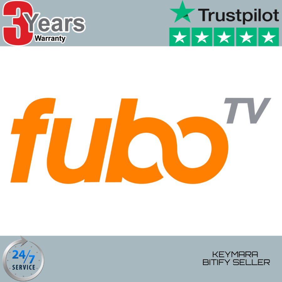 Fubo TV | 102+ Fast Delivery | Warranty