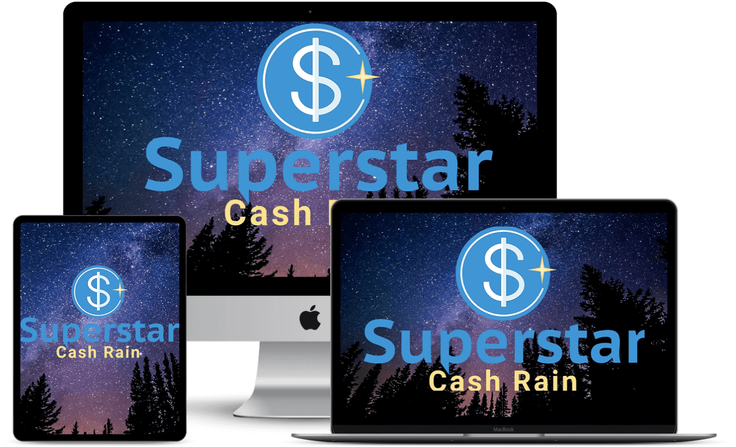 Superstar Cash Rain - $200/Day Method Within 12 Minutes