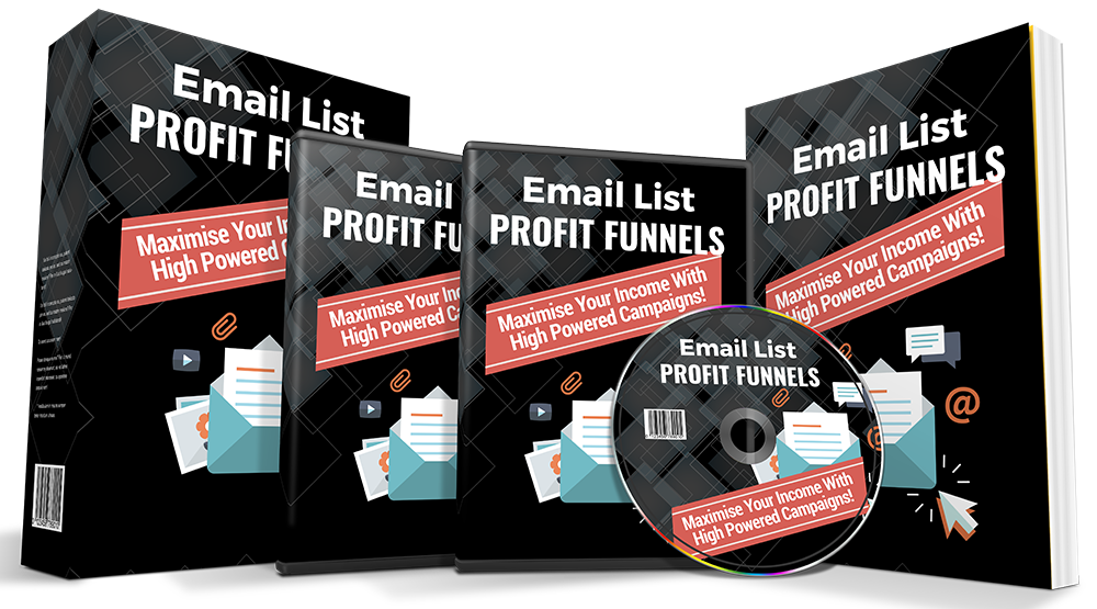Make $100 a day now. Email List Profit Funnels