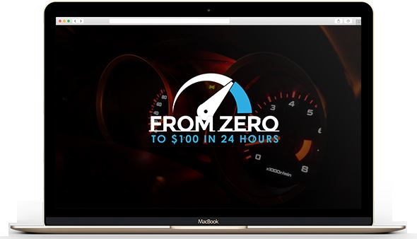 From Zero To $100 In 24 Hours Using Internet