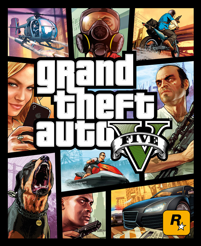 Grand Theft Auto 5 (for PC)