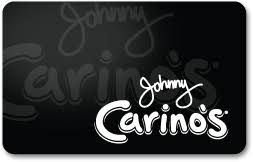 Johnny Carino's Italian Restaurant $100 Egift